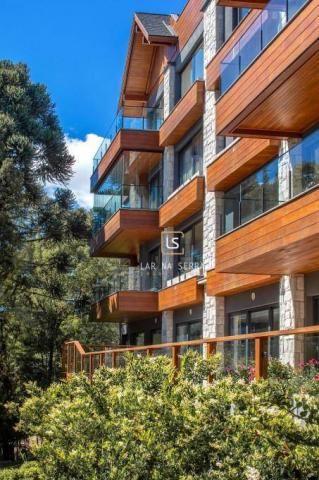 Apartamento com 3 dormitórios à venda, 506 m² por R$ 6.505.008,56 - Planalto - Gramado/RS - Foto 14