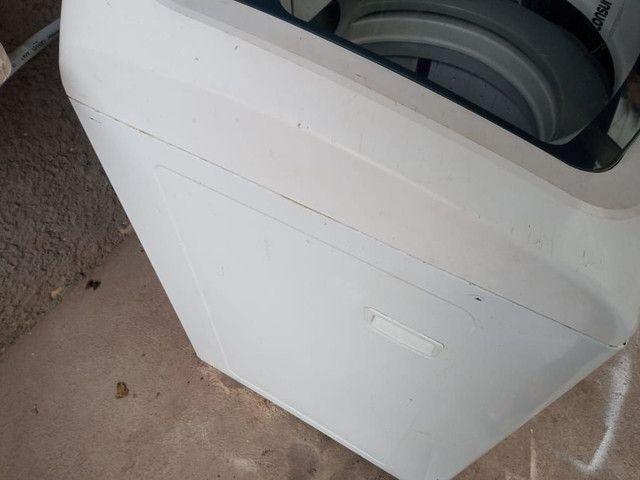 Maquina de lavar Consul 11kg voltagem 110v - Foto 4