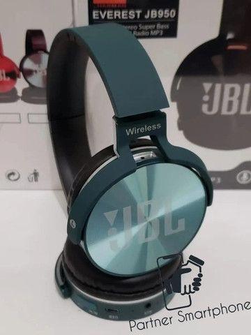 Pronta Entrega Fone de ouvido sem fio JBL Everest JB950 Primeira Linha - Foto 3