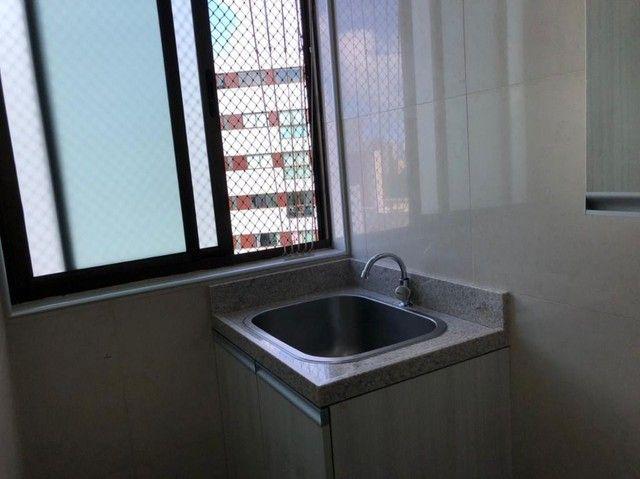 Apartamento 1 suíte para alugar, 34 m² por R$ 2.200/mês, tudo incluso, exceto CELPE- Graça - Foto 10