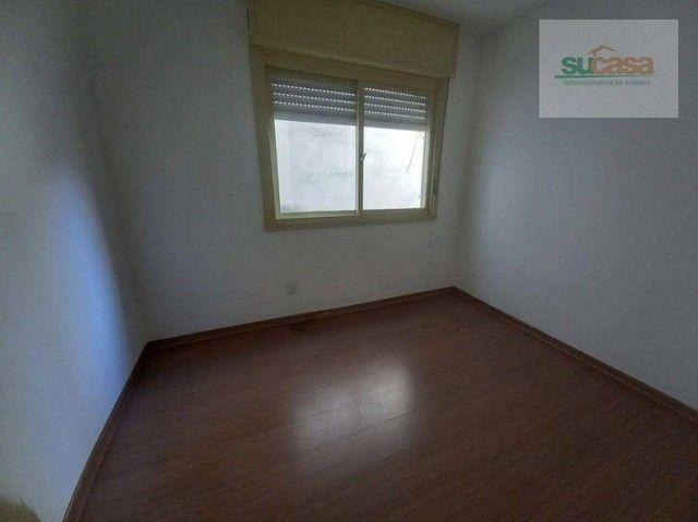 Apartamento com 2 dormitórios para alugar, 85 m² por R$ 800/mês - Rua Andrade Neves- Centr - Foto 9