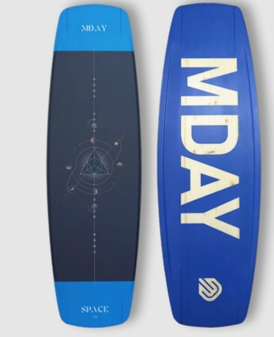 Prancha wakeboard  nova  Mdayboards Cable park  150 cm