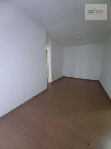 Apartamento com 2 dormitórios para alugar, 85 m² por R$ 800/mês - Rua Andrade Neves- Centr - Foto 7