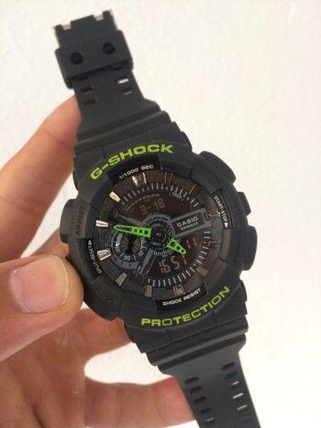 Relógio Casio G-Shock GA-110 A prova d?água