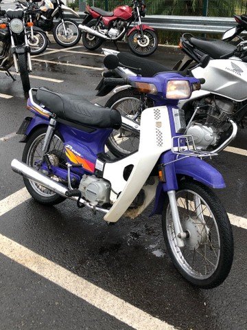 Honda Dream 100 c ano 97  - Foto 3
