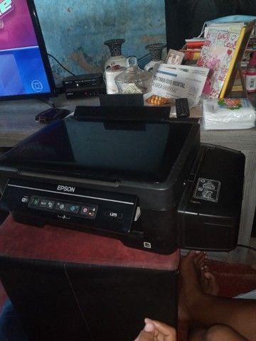 Impressora Epson l375 - Foto 3