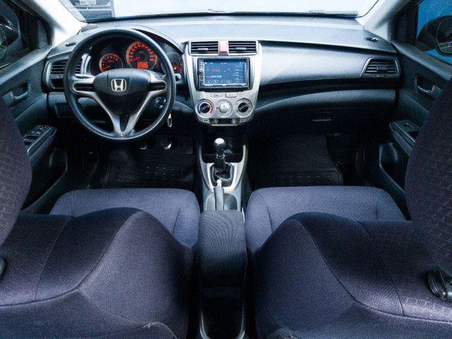Honda City DX 1.5 - 2012 - Foto 6