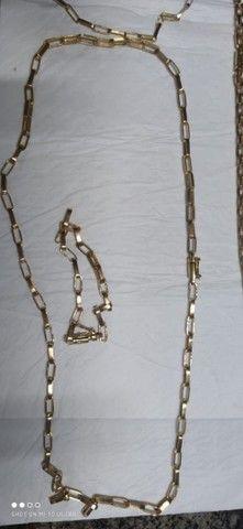 Correntes e pulseiras  - Foto 5