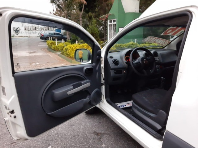 Fiorino Evo 1.4 Flex + Gnv Completa + Air Bag + Abs Financio! - Foto 9