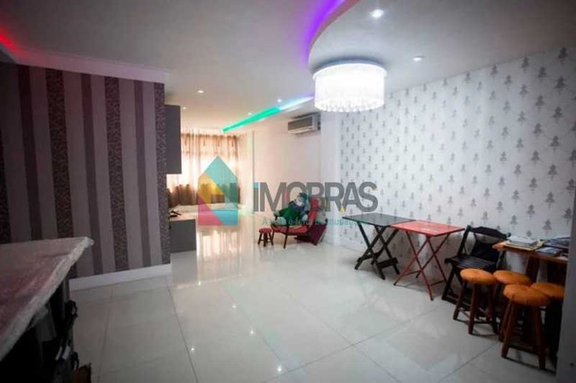 Apartamento à venda com 4 dormitórios em Copacabana, Rio de janeiro cod:CPAP40224 - Foto 2