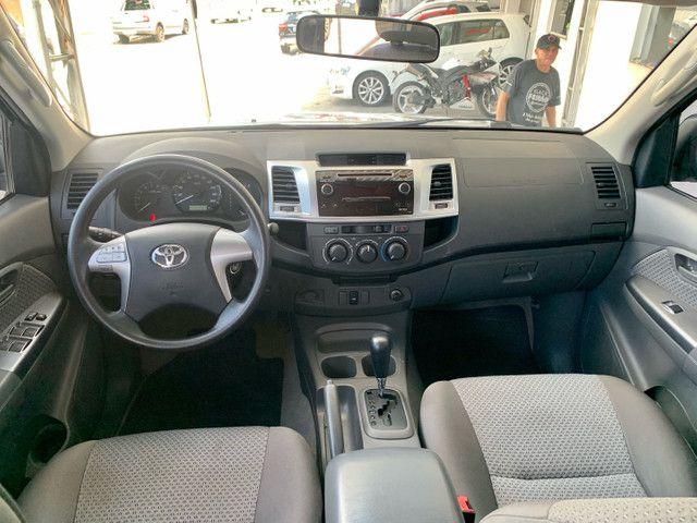 Toyota Hilux 2014 flex extra - Foto 10