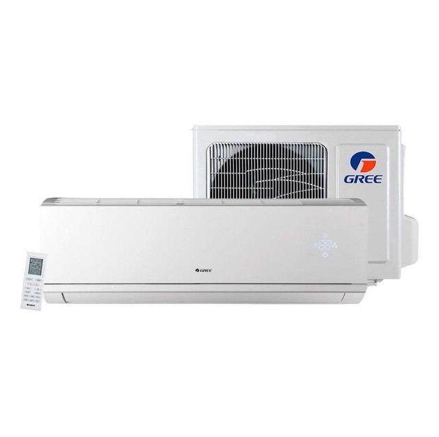 Ar condicionado Slipt Gree 12000 BTU/h, 220V