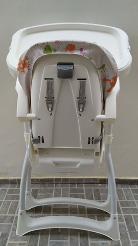 Cadeira de Refeição Papa e Soneca Monstrinhos