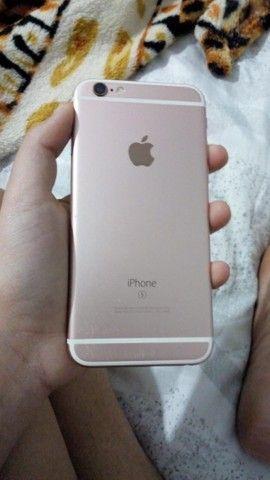 Vendo iPhone 6s por 1.000 - Foto 2