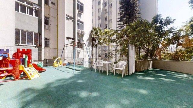 Lagoa, 2 Quartos à venda, 75 m² por R$ 1.495. - Lagoa - Rio de Janeiro/RJ - Foto 8