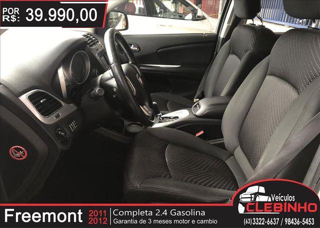 FIAT FREEMONT 2.4 EMOTION 16V GASOLINA 4P AUTOMÁTICO - Foto 7