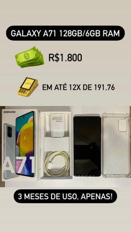 Galaxy a71 - 128GB
