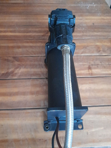 Compressor Suspensao a Ar Viair Usado!!! - Foto 3