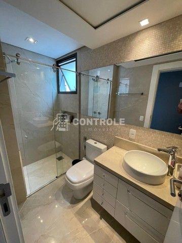 (RR) Apartamento com 3 dormitórios, 1 suite e 2 vagas no Estreito, Florianópolis. - Foto 16