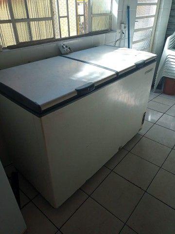 Vd freezer metalfrio 510 Lts