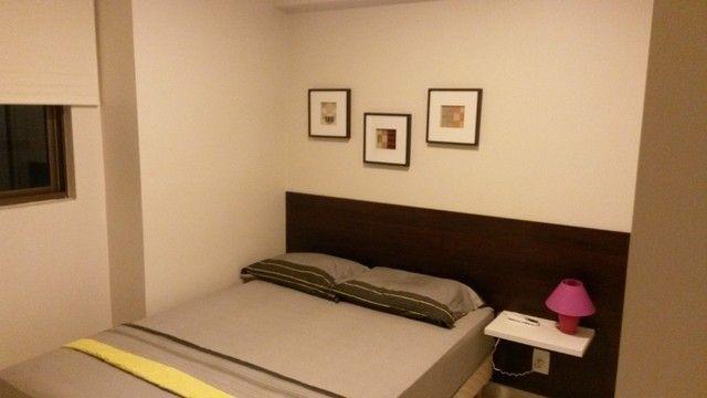 RB 075 Porteira Fechada -2 quartos 1 suite 55m² -Totalmente Mobiliado -Conselheiro Aguia - Foto 7