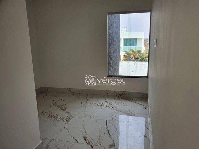 Casa com 3 dormitórios à venda, 146 m² por R$ 750.000,00 - Condomínio Trilhas Do Sol - Lag - Foto 13