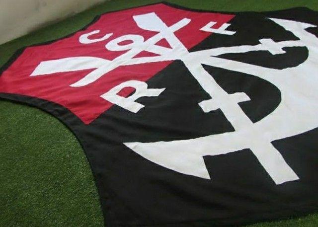 Bandeira Escudo do Flamengo  - Foto 3