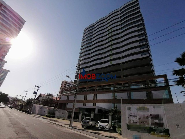 Apartamento com 3 dormitórios à venda, 76 m² por R$ 739.559 - Luciano Cavalcante - Fortale - Foto 2