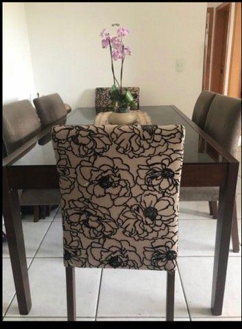 Última oportunidade - mesa de jantar luxo com 6 cadeiras - Foto 2