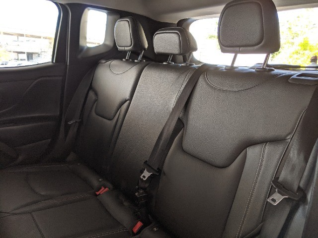 Jeep Renegade 1.8 Flex Longitude Automático 2019 Branco! - Foto 14