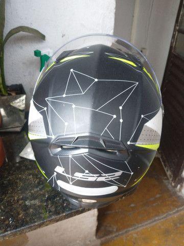 capacete Ls2  - Foto 2