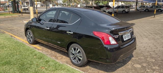 Nissan Versa SL Unique 1.6 FlexStart Preto 2018/2018 - Foto 20