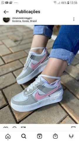 Nike Air Force Exclusivos ( Personalizados )  - Foto 5