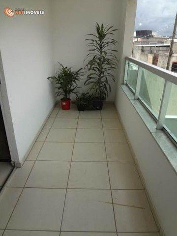Apartamento à venda com 2 dormitórios em Paquetá, Belo horizonte cod:520666 - Foto 3