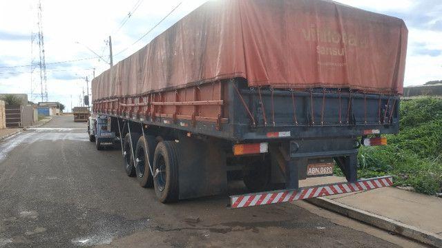 Vendo caminhão scania 112 enganada ls - Foto 4