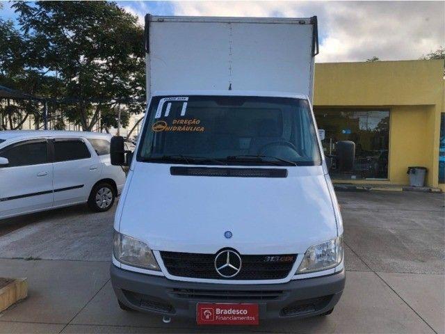 Sprinter  Bau alto e longo pronta pro trabalho entrada R$ 4990,00 + 48 X via financeira  - Foto 11