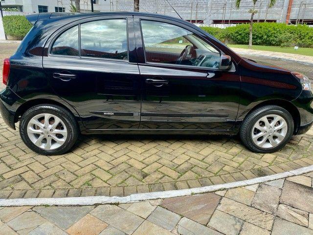 Nissan March SV 1.6, completo!!   - Foto 12