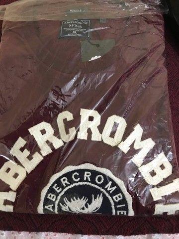 Camisa Abercrombie pra vender