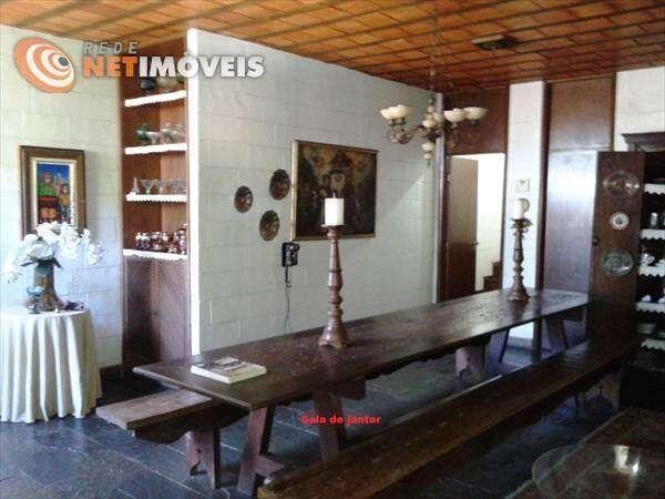 Casa à venda com 5 dormitórios em Bandeirantes (pampulha), Belo horizonte cod:449501 - Foto 3