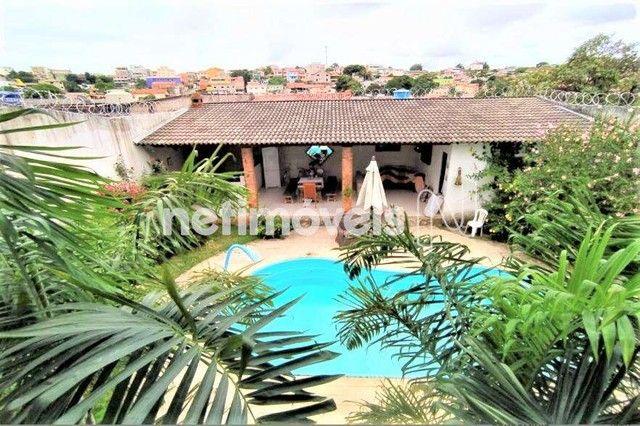 Casa à venda com 5 dormitórios em Céu azul, Belo horizonte cod:851548 - Foto 2