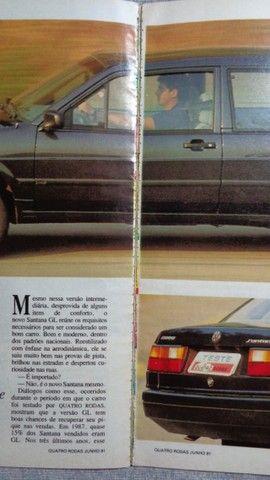 Quatro Rodas Junho 1991 - Foto 3