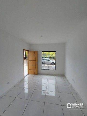 Casa com 2 dormitórios à venda, 67 m² por R$ 190.000 - Jardim Santa Rosa - Mandaguaçu/PR - Foto 4