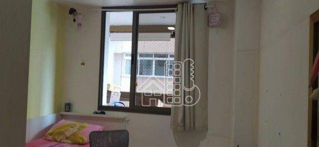 Apartamento com 3 dormitórios à venda, 98 m² por R$ 1.300.000,00 - Icaraí - Niterói/RJ - Foto 9