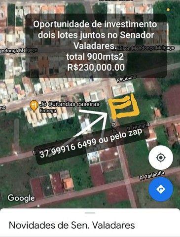 LOTE no bairro Senador Valadares