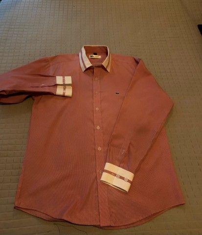 Camisa Lacoste Original