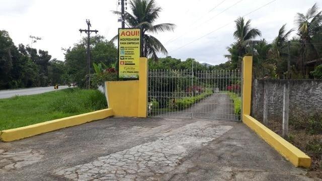 Sitio para Carnaval em Papucaia 50 pessoas