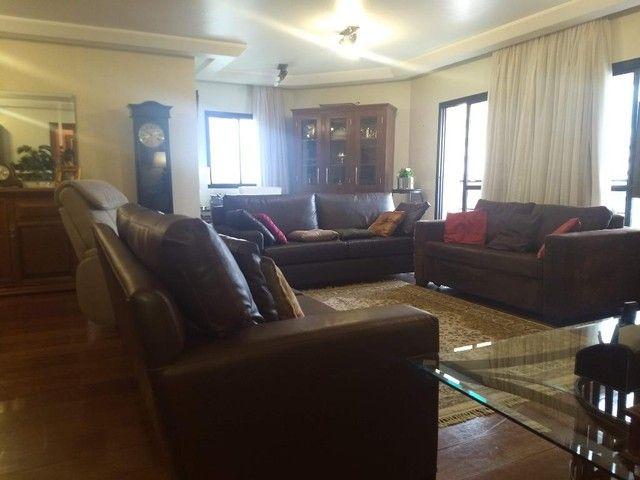Apartamento Mobiliado com 4 dormitórios para alugar, 239 m² por R$ 5.000/mês - Chácara Urb - Foto 4