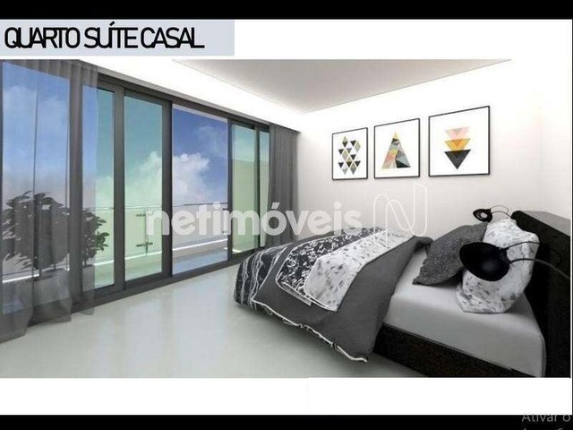 Casa de condomínio à venda com 3 dormitórios em Santa amélia, Belo horizonte cod:439376