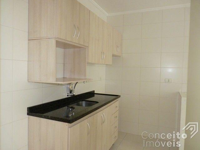 Apartamento para alugar com 2 dormitórios em Estrela, Ponta grossa cod:393423.001 - Foto 9
