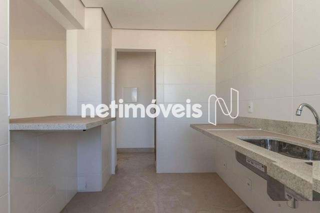 Apartamento à venda com 3 dormitórios em Paquetá, Belo horizonte cod:512906 - Foto 3